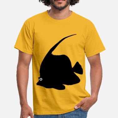 Manta Creation POISSON COCHER - T-shirt Homme