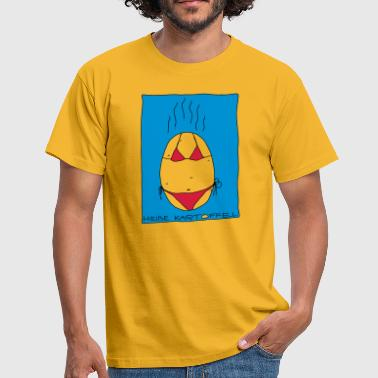 hot, hot, hot potato - Men's T-Shirt