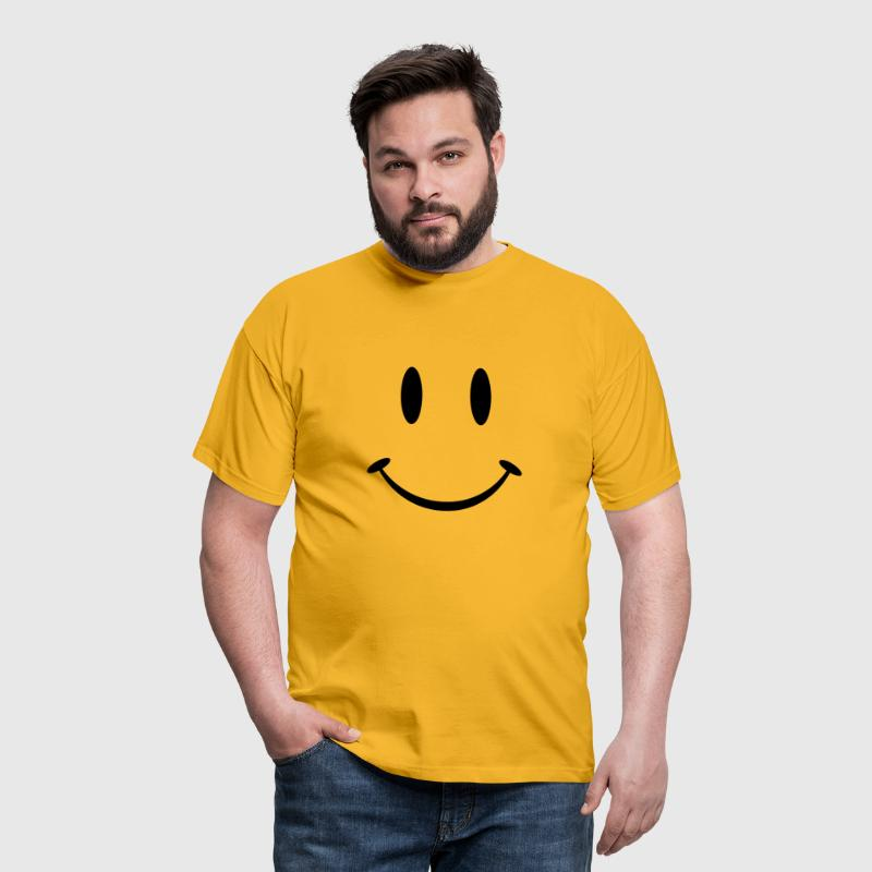 Big Smiley - Männer T-Shirt