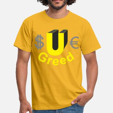 Sue SUE GREED - Men's T-Shirt
