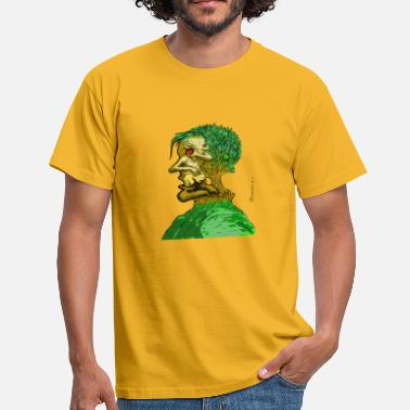 Alf alfer - Herre-T-shirt