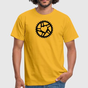LOVE CHAINRING Tee - Men's T-Shirt