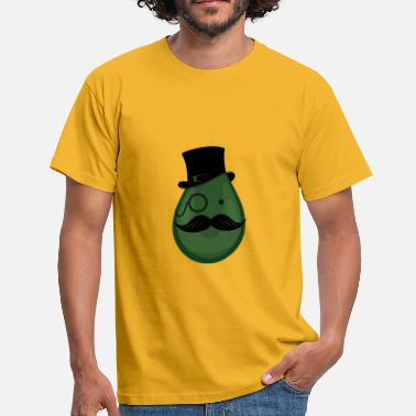 Sir Sir Avocado - Männer T-Shirt