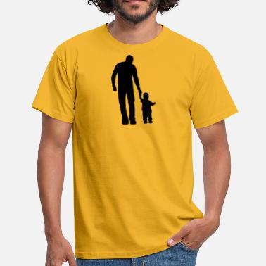 Father Child Father and child - Men's T-Shirt