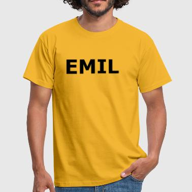 EMIL Namenshirt - Men's T-Shirt