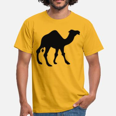 Dromedary Dromedary of Morocco - Men's T-Shirt