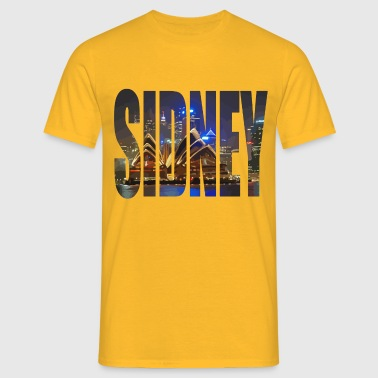 Sidney - T-shirt Homme