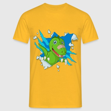 Sweet dinosaur - Men's T-Shirt