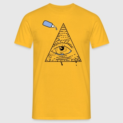 All Seeing Eye - T-shirt Homme