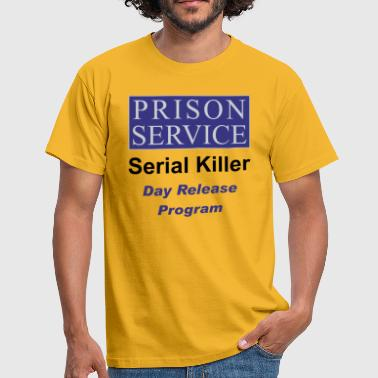 Serial Killer 2 - Men's T-Shirt