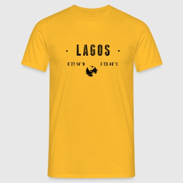 Lagos - T-shirt Homme