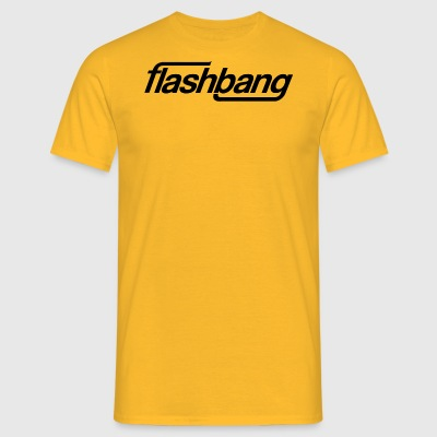 Flash Bang Single - 100kr Donation - Herre-T-shirt