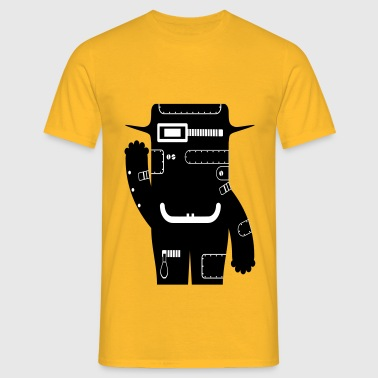 Philipp - Tech Monster Collection - Mannen T-shirt