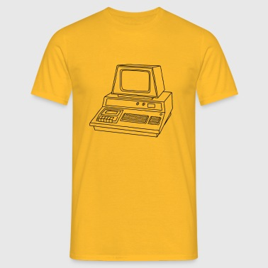 Personal Computer PC - Men's T-Shirt
