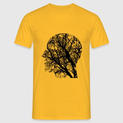 root head - Men's T-Shirt