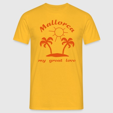 mallorca - Men's T-Shirt