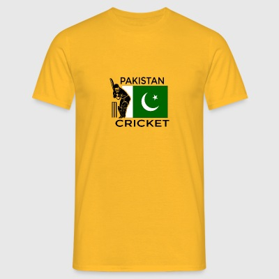 Pakistan Cricket - Mannen T-shirt