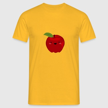 Cute Apple Red - T-shirt Homme