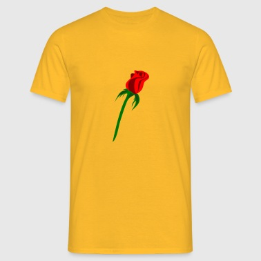 rose - Herre-T-shirt