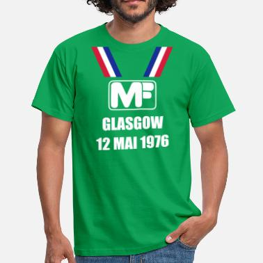 Anges Glasgow 1976 - T-shirt Homme