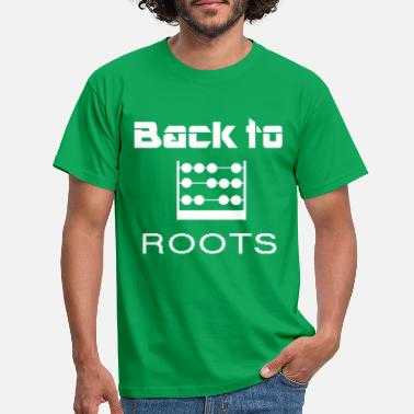 Back to roots - Men's T-Shirt