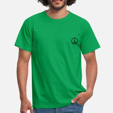 Peace Sign peace sign - Men's T-Shirt