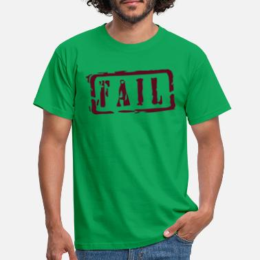 Writing fail writing - T-shirt Homme