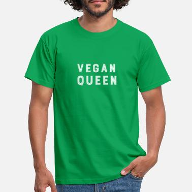 Embrace Vegan Queen - Men's T-Shirt