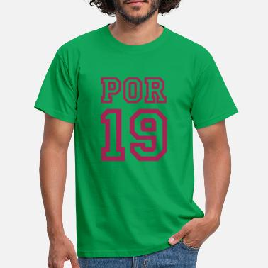 Lisboa PORTUGAL 2019 - Men's T-Shirt