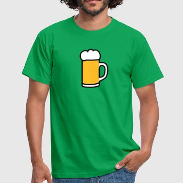 Beermug 3 colors - Men's T-Shirt