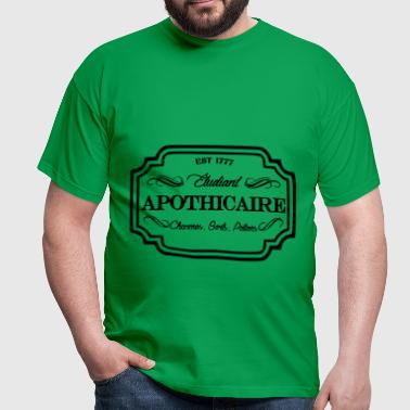 Apothicaire - T-shirt Homme