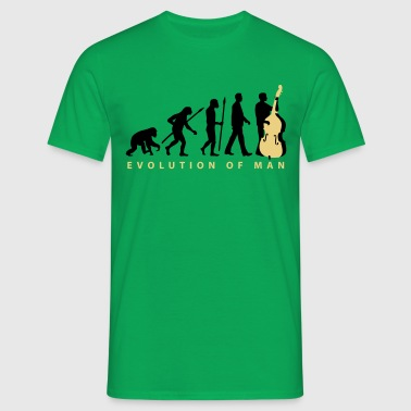 evolution_kontrabass_11_2016_2c02 - Männer T-Shirt