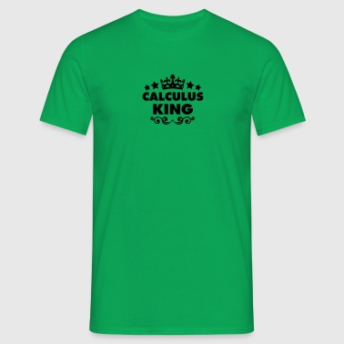 calculus king 2015 - Men's T-Shirt
