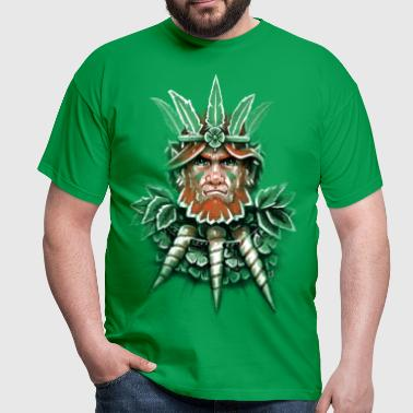 Wild Leprechaun - Men's T-Shirt