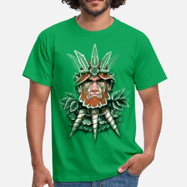 edec99ae0 St Patricks Day Wild Leprechaun - Men's T-Shirt