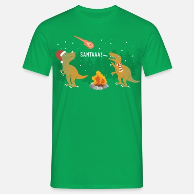 Extinct Merry Extinction - Men's T-Shirt
