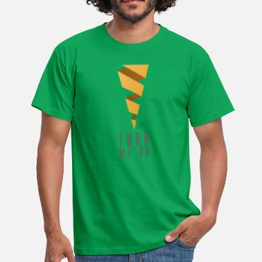 Turn Turn On - Men's T-Shirt
