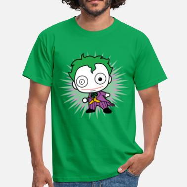 Joker DC Comics Originals Villain The Joker Chibi - T-skjorte for menn