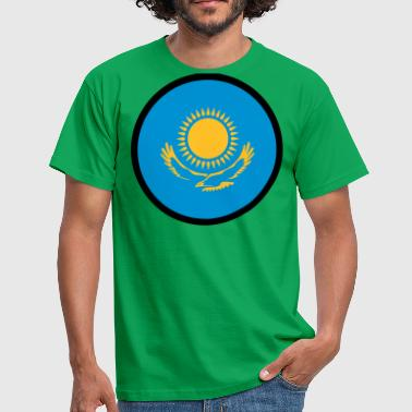 Under The Sign Of Kazakhstan - Men's T-Shirt