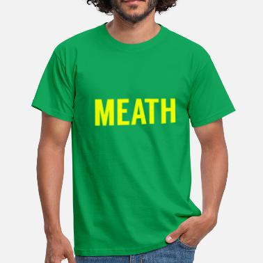 Scottish Gaelic MEATH - Men's T-Shirt