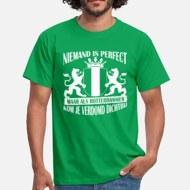 Niet Perfect Perfect - Mannen T-shirt