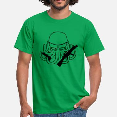 Vapenstillestånd Army Soldier Army War Wars Shooting Helmet Boes - T-shirt herr