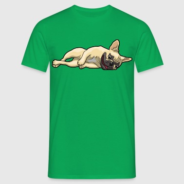 French Bulldog Dog - Men's T-Shirt