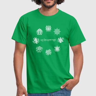 Ashtamangala - Men's T-Shirt