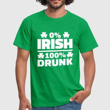 Day Saint Patricks Day Irish - Männer T-Shirt