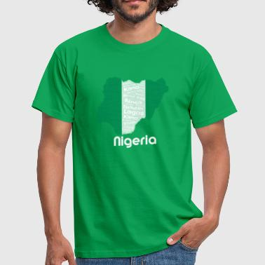 Nigeria Nigeria - Men's T-Shirt