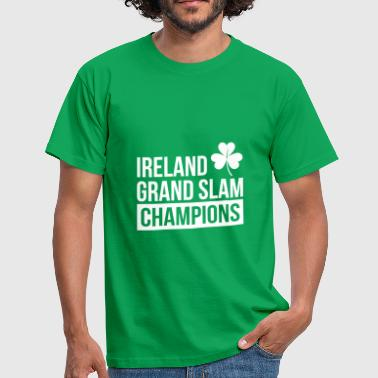 Ireland Rugby Union Grand Slam Champions - Men's T-Shirt