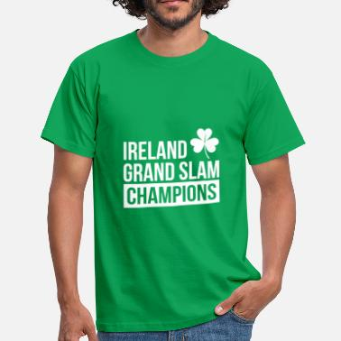 Belfast Paddy Ireland Rugby Union Grand Slam Champions - Men's T-Shirt