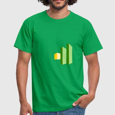 Column columns - Men's T-Shirt