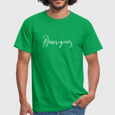 Amorigines - Mannen T-shirt